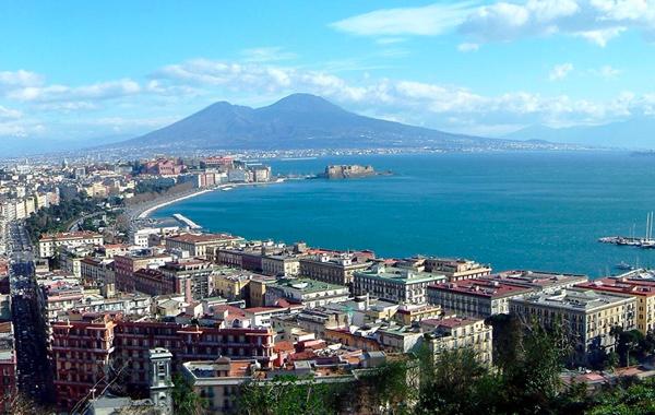 SAVE THE DATE!  1•2 ottobre 2015 • RIUNIONE ANNUALE AICE • Napoli