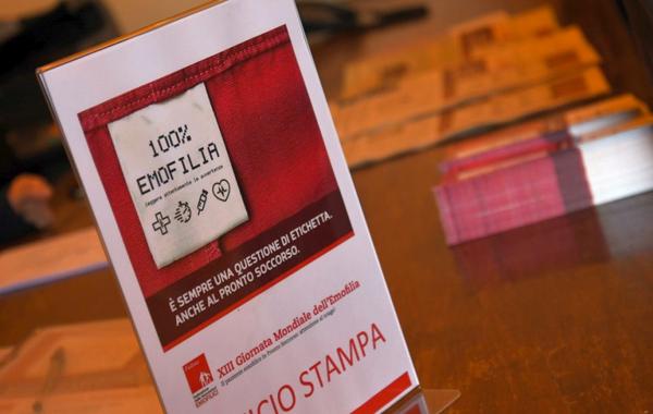La gestione dell'emergenza in emofilia • 13a GME • Roma