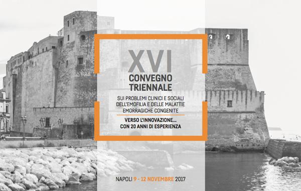 XVI Convegno Triennale sui Problemi Clinici e Sociali dell'Emofilia