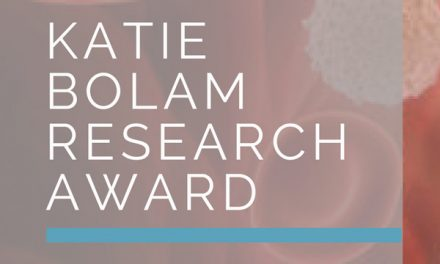 Katie Bolam Research Award