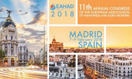 Speciale EAHAD 2018: continua a seguirci!