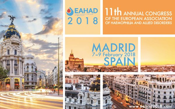 Speciale 11th EAHAD, Madrid, Spagna