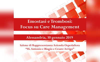 Emostasi e Trombosi: Focus su care management