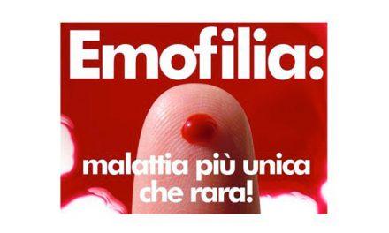 GME 2019 – Emofilia: una malattia più unica che rara!