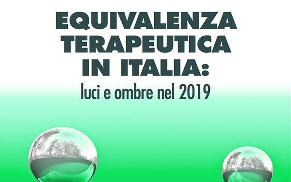 Equivalenza terapeutica in Italia: luci e ombre nel 2019