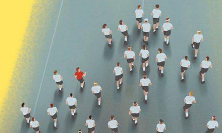 In libreria: Nato per non correre