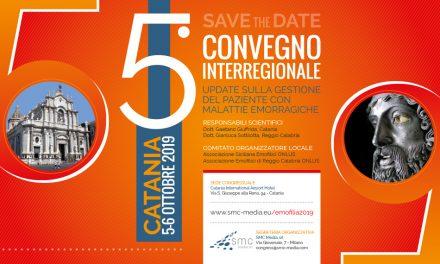 5° Convegno Interregionale – Update sulla gestione del paziente con malattie emorragiche