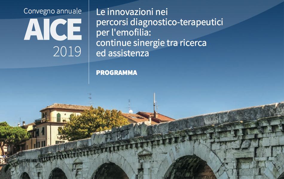 Convegno AICE 2019 – Tavola rotonda: la terapia genica, una realtà con i trial in Italia