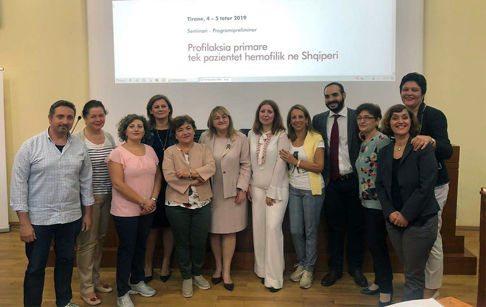 Fondazione EMO e AICE: la prima esperienza strutturata di Profilassi Pediatrica in Albania