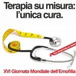 17 Settembre, Giornata Mondiale dell'Emofilia: l'evento di Roma in Live Streaming
