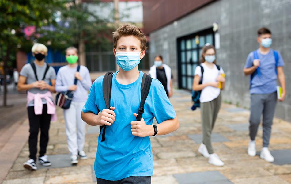 A scuola di pandemia