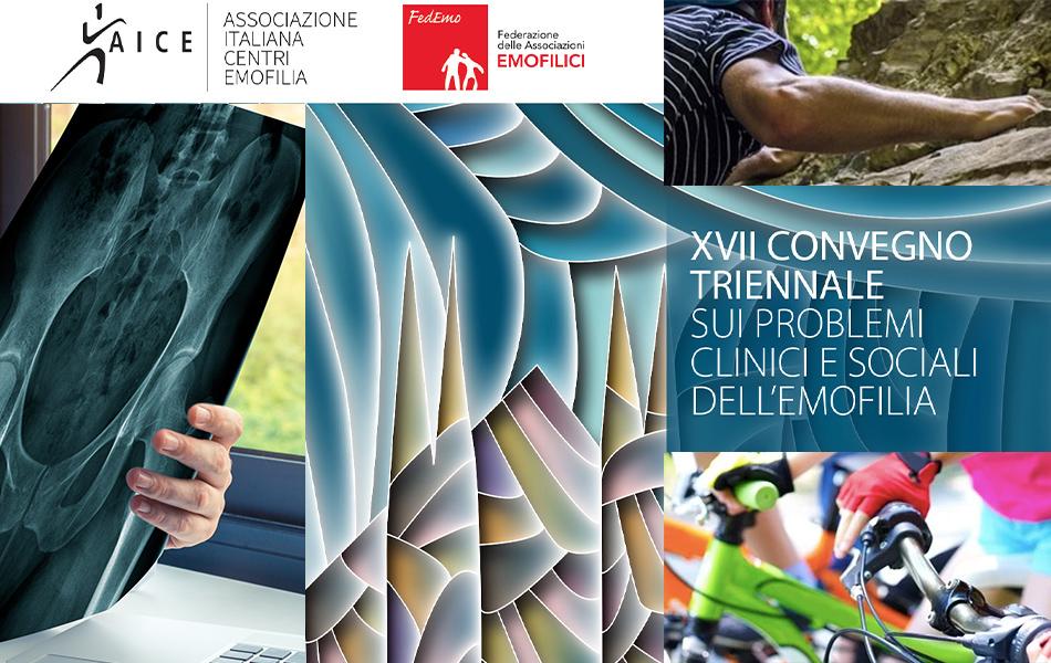 XVII Convegno Triennale: Educazione al movimento e gestione delle problematiche dell'emofilia