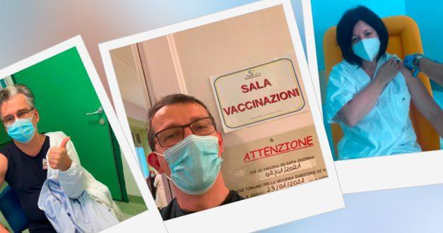 Io mi vaccino!