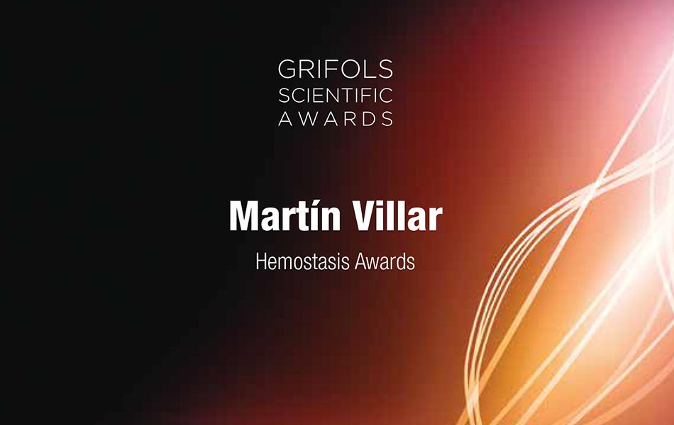 Martín Villar Hemostasis Awards