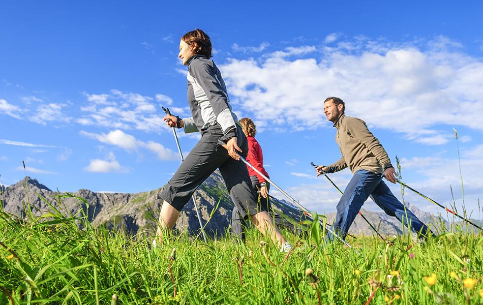Fisioterapia e Nordic Walking per gli Emofilici