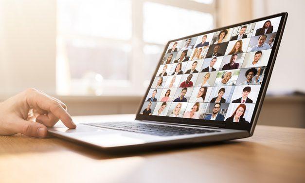 Riunione Ristretta AICE 2021 – Seconda Settimana dei WebMeeting dei Gruppi di Lavoro*