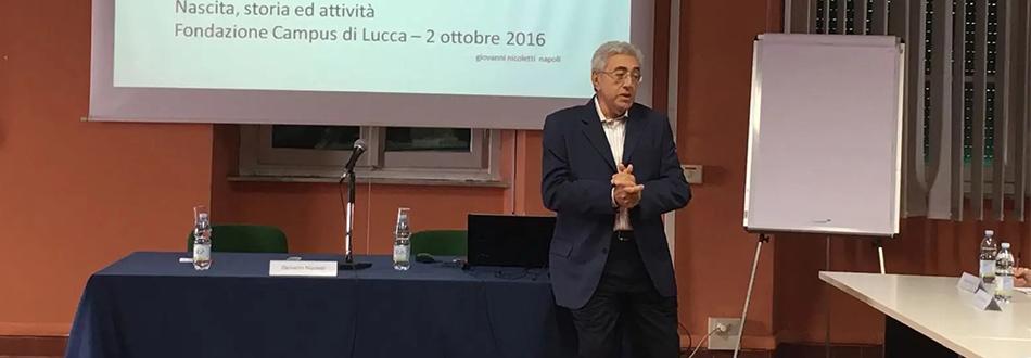 Il mondo dell'emofilia ha perso oggi Giovanni Nicoletti