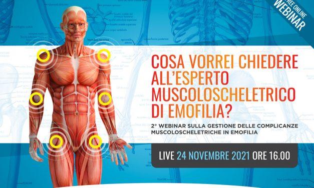 Cosa vorrei chiedere all'esperto muscoloscheletrico di emofilia?